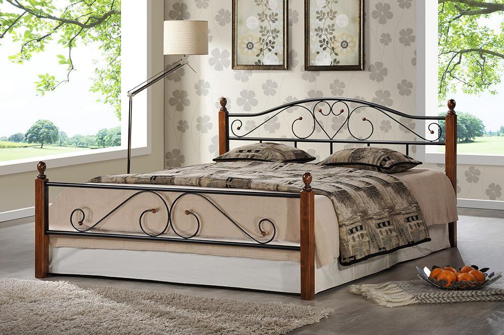 Картинки железной кровати